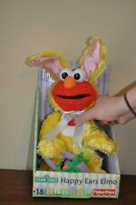New in box Fisher-Price Sesame Street Happy Ears Elmo