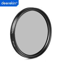 49mm Circular Polarizer Filter for Canon M3 M10 M5 M6 M50 M100 EF-M 15-45mm