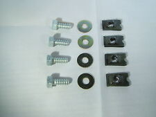 LAND ROVER SERIES FRONT WING TO BODY FIXING BOLTS