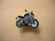 Pin Anstecker Buell XB 12 / XB12 schwarz black Motorrad Art. 1119 Motorbike Moto