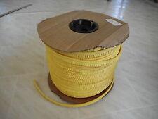 Marine/Boat/Pontoon/RV/Automotive/Upholstery Vinyl Welt Welting Piping - Yellow