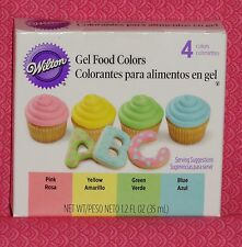 Wilton Food Coloring for Cake Decorating | eBay