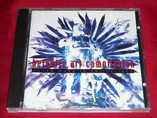 Various HELVETIC ART COMPILACIÓN Suizo EBM CD Sampler Dark Gothic Wave