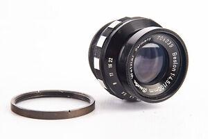 Beseler Wetzlar Beslon 100mm f/4.5 Darkroom Photo Enlarging Enlarger Lens V19