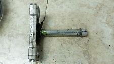 04 Ducati 1000DS 1000 DS Multistrada lower bottom triple tree fork shock clamp