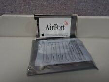 Apple Wireless Airport Card G3 G4 128 Bit Wifi Internet Adapter 630-2883/C