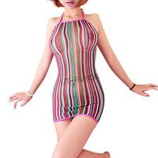 Women's Lace Lingerie Dress Nightwear Babydoll Babydoll Sleepwear Mini G-string