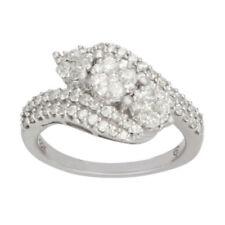 Handmade Sterling Silver Diamond Fine Rings