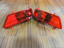 1Pair Rear Bumper Fog Light Lamps LH & RH For Peugeot 3008