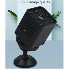1080P HD Mini Spy Camera Wifi Microphone Nanny Security Cam Night Vision W/Base