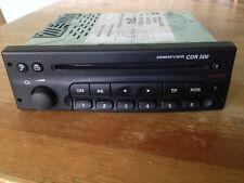 Siemens VDO CDR 500 CD Player