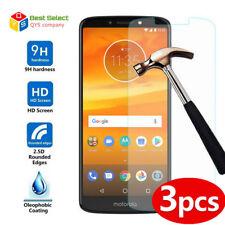 For Motorola Moto E4 Plus G6 Plus G5S 3PCS XTempered Glass Screen Protector Film