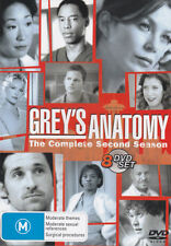 Grey's Anatomy: Season 2 * NEW DVD * (Region 4 Australia)