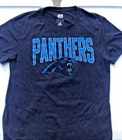 NIKE Carolina Panthers TShirt NFL TEAM APPAREL Dark Gray Mens Large Football SEC