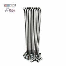 """Speichen 10 er Set 18"""" Hinterrad KTM SX SXF EXC MXC 125 250 450 alle Bj. SX-F"""