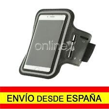 Brazalete Deportivo Neopreno para SAMSUNG GALAXY S10 Running Negro a0367