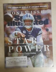 Sports Illustrated September 23, 2019 Dak  Prescott Dallas Cowboys