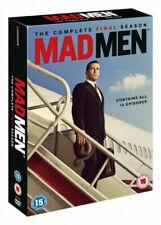 Mad Men Complete Final Season 5055761906646 With Jon Hamm DVD Region 2