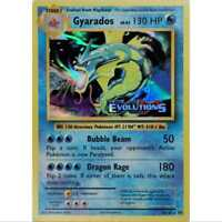 Gyarados 34/108 Pre Release Promo Holo - Englisch NM/Mint