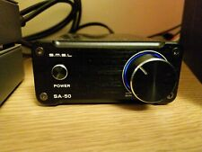 SMSL SA-50 Mini Hi-Fi Solid State Amplifier 2 X 50 watt
