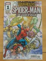 ⭐️ SPIDER-MAN & LEAGUE of REALMS #1a War of Realms (2019 MARVEL Comics) VF/NM