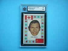 1972/73 O-PEE-CHEE TEAM CANADA INSERT HOCKEY CARD STAN MIKITA KSA 7 NM SHARP OPC