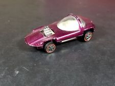 Hot Wheels Silhouette Redline Vintage US Magenta