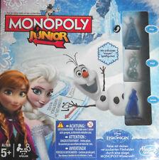 Monopoly Junior - Die Eiskönigin - Frozen - Brettspiel von Hasbro - NEU + OVP