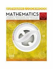 Mathematics : Journey from Basic Mathematics Through Intermediate Algebra by...