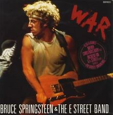 Bruce Springsteen War New* UK 12 Inch Vinyl Single in Special Poster Sleeve