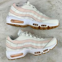 NIKE — Air Max 95 OG Sail/Gum/White/Guava Ice Women's Running Shoes Size 10 NEW