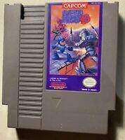 Mega Man 3 III -- NES Nintendo Original Game CLEAN TESTED GUARANTEED