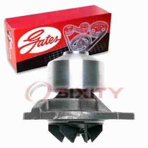 Gates 42291 Engine Water Pump for 120-4410 18-1994 2-20949 20949 252-920 gu