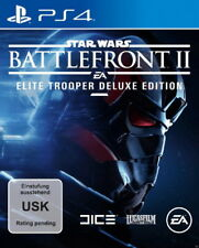 Star Wars: Battlefront II: Elite Trooper Deluxe Edition (Sony PlayStation 4, 20…