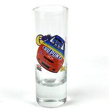 NASCAR Shot Glass Dupont Monte Carlo Jeff Gordon Tall Racing Souvenier EC