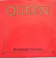 QUEEN 7' 45 Giri 1984 HAMMER TO FALL / TEAR IT UP) MADE UK