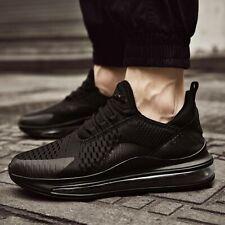 Men Sneakers Flat Casual Shoe Comfortable Running Footwear Breathable Mesh Sport