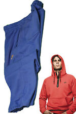New NIKE Mens NSW SPORTSWEAR Fleece  Jogging Trousers Bottom Pants Blue XL