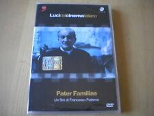 Pater familiasFrancesco PatiernoDVD2003Poliziesco GialloLingua:italiano