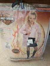 Girl's Harley-Davidson Motorcycle Jacket and Sunglasses - Halloween Costume
