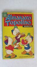 ALMANACCO TOPOLINO Agosto 1973 N.200 ALBI D'ORO - WALT DISNEY Buono+ [f05]