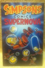 Simpsons Comics Supernova 2013 television humor