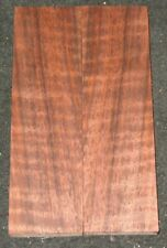 Curly Claro Walnut Lumber Knife Scales Handles Grips Set