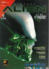 STRATELIBRI - BASIC - Alien - Ambientazione Avventura e Accessorio RARO GdR ITA