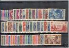 FRANCE STAMP ANNEE COMPLETE 1938 NEUVE xx TTB , 52 TIMBRES VALEUR : 744€ A113F