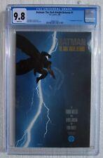 The Batman Dark Knight Returns #1 CGC Universal 9.8  First Print 3/86 Miller