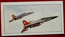 STINGRAY - Card #18 - MARINEVILLE AIRCRAFT - CADET SWEETS (1964), Gerry Anderson