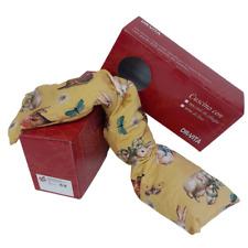 Fascia con semi di lino rilassante scaldacollo torcicolllo 58x12cm - Coniglio