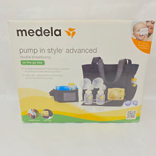 Medela-Freestyle Double Electric Breast Pump Mobile Hands-Free Rechargeable Bag