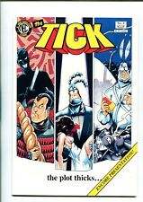 THE TICK 4 SECOND EDITION (9.6) BEN EDLUND NEW ENGLAND COMICS (M000)